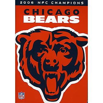 NFL Chicago Bears NFC Champions [DVD] USA import