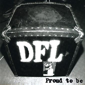 Dfl - Proud to Be (20th Anniversary Edition) [Vinyl] USA import