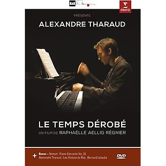 Le Temps Derobe (Behind the Veil) [DVD] USA import