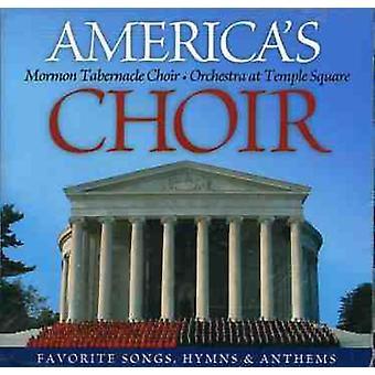 Mormon Tabernakel kor - Americas kor [CD] USA importerer