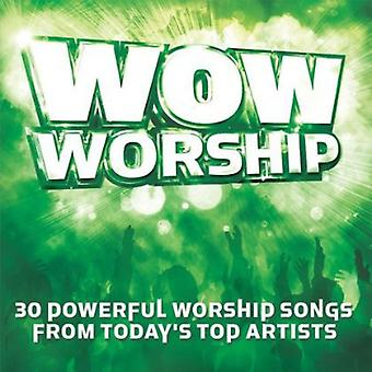 Wow tilbedelse (Lime) - Wow tilbedelse (kalk) [CD] USA importerer