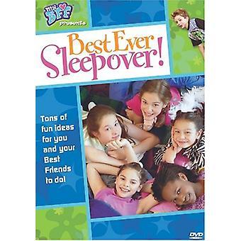 Bedst nogensinde Sleepover! [DVD] USA import