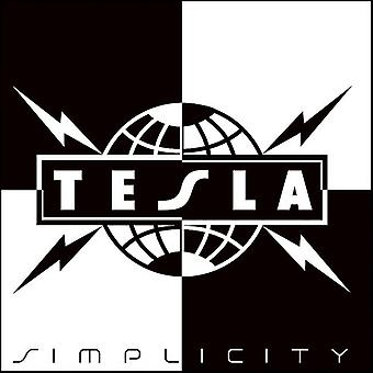 Tesla - enkelhet [CD] USA import