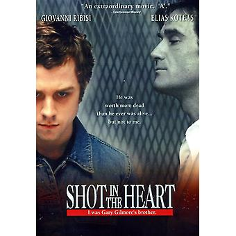 Shot in the Heart [DVD] USA import