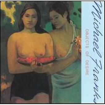 Michael Franks - Objects of Desire [CD] USA import