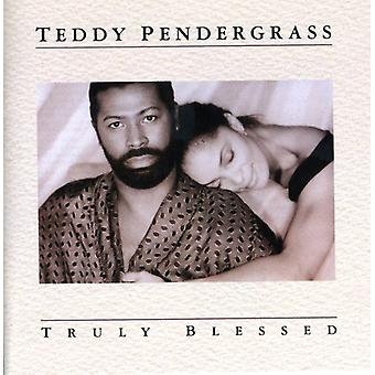Teddy Pendergrass - Truly Blessed [CD] USA import