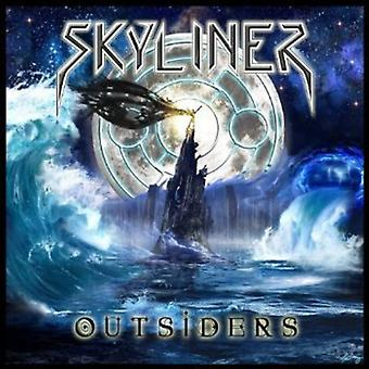 Skyliner - udenforstående [CD] USA importerer
