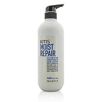 Kms California Moist Repair Cleansing Conditioner (Gentle Cleansing and Moisture) - 750ml/25.3oz