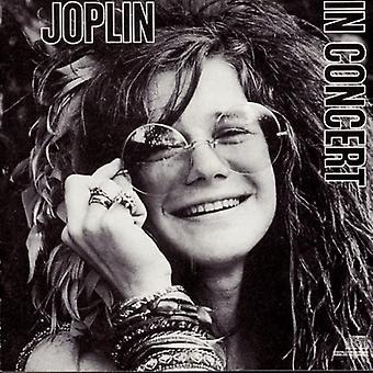 Janis Joplin - In Concert [CD] USA import