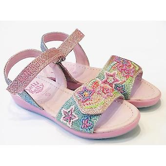 Lelli Kelly Lelli Kelly Rainbow Star Sandals