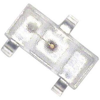 SMD LED SOT23 Red 15 mcd 140 ° 20 mA