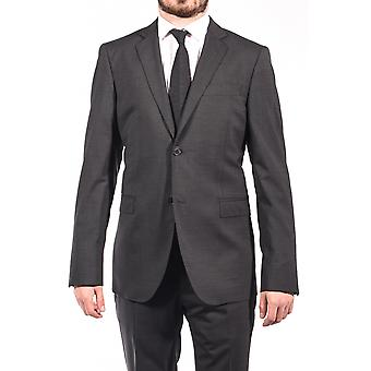 Pierre Balmain uld to knap jakkesæt mørkegrå