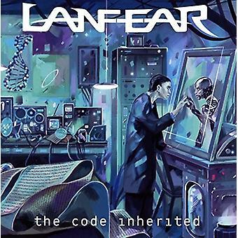 Lanfear - kode Inherited [CD] USA importerer