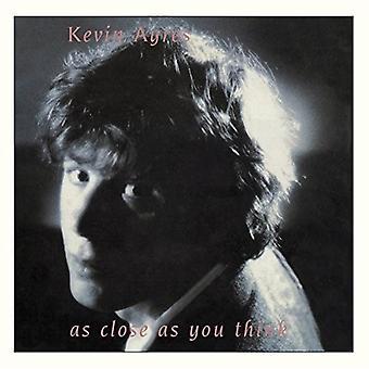Kevin Ayers - så tæt som du tror [CD] USA Importer