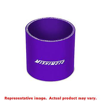 Mishimoto Silicone Couplers MMCP-30SPR Purple 3.0in Fits:UNIVERSAL 0 - 0 NON AP