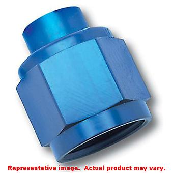 Russell Adapter Fitting - Misc 661970 Blue -8AN Fits:UNIVERSAL 0 - 0 NON APPLIC