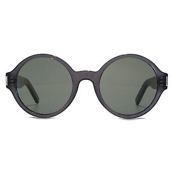 Saint Laurent SL 63 Sunglasses In Grey