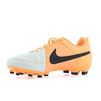 Nike JR Tiempo Genio Leather FG 630861008 football  kids shoes
