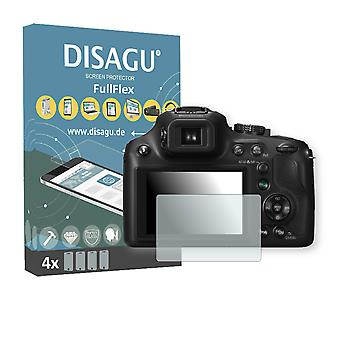 Panasonic Lumix DMC FZ72 display protector - DISAGU FullFlex protector