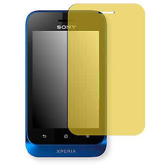 Sony tapioca SS screen protector - Golebo view protective film protective film