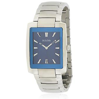 Bulova Stainless Steel Mens Watch 96A169