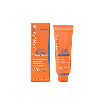 Lancaster Sun Beauty Velvet Touch Face Cream Spf30 50ml Unisex New