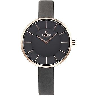 Obaku watch sand - Pebble V185LXVJRJ