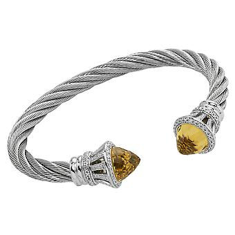 Burgmeister Bangle with Cubic Zirconia JBM3003-521
