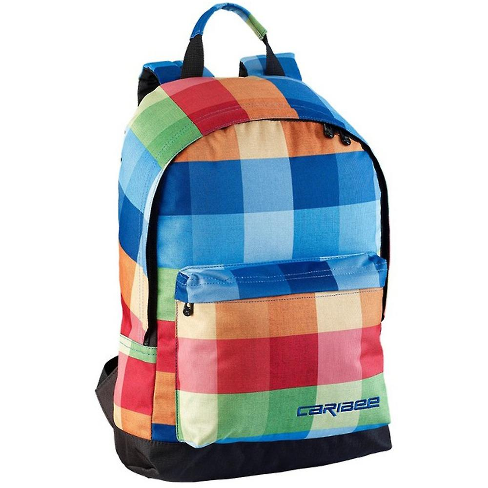 Caribee Campus Backpack with Action Back Harness System/A4 Compatible