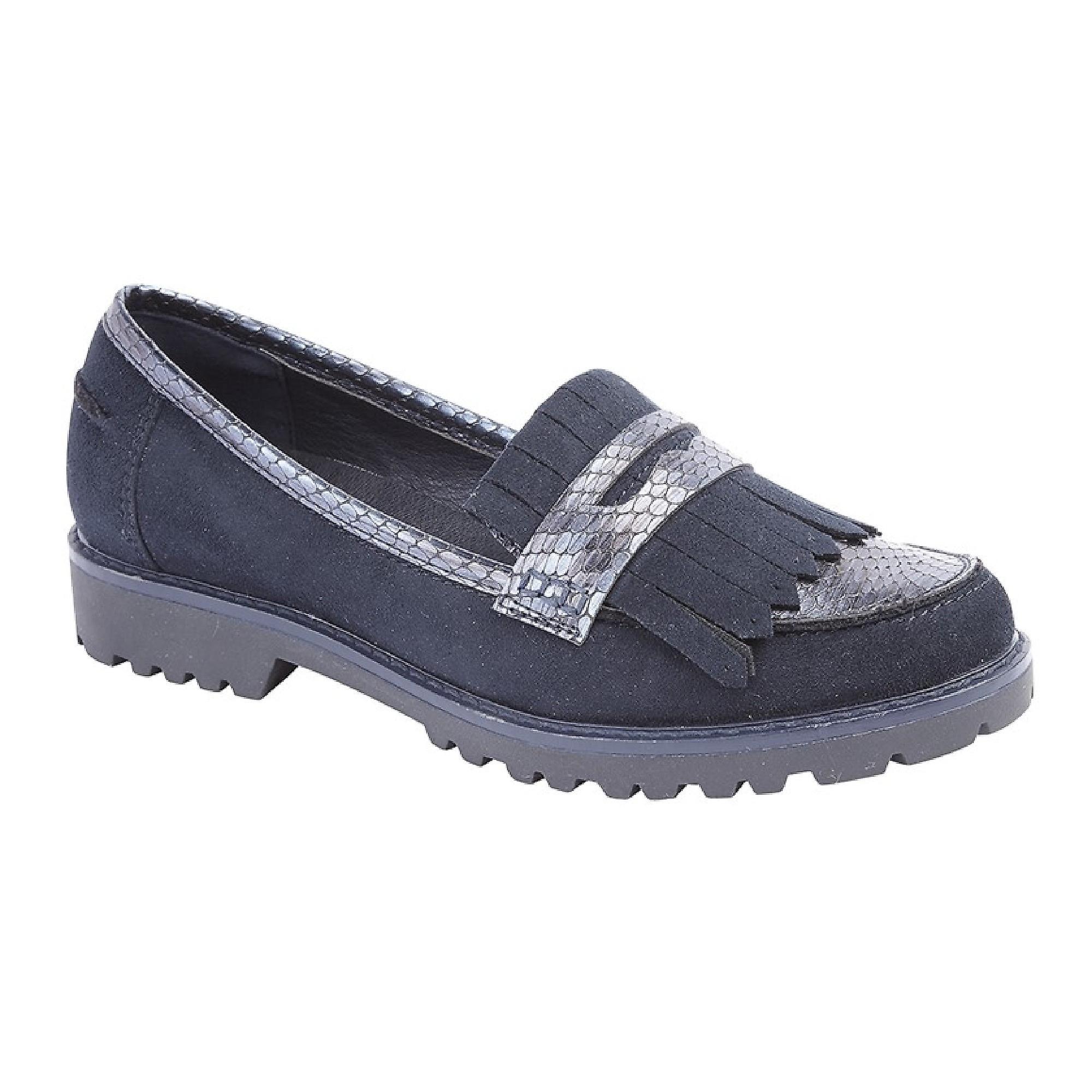 Cipriata Womens/Ladies Rosella Skirt Slip On Shoes