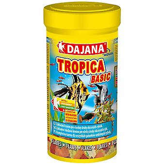 Dajana Tropica 500 ml (Fish , Food , Warm Water)