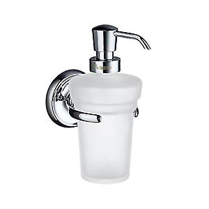 Villa Chrome Soap Dispenser Wallmount K269