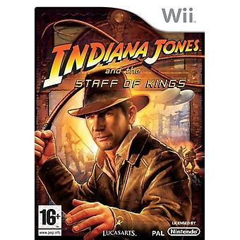 Indiana Jones en het personeel van de koningen (Wii)