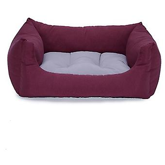 Yagu Cuna Confort Loneta Granate T-1 (Dogs , Bedding , Beds)