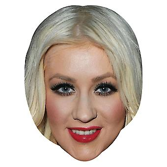 Christina Aguilera Maske
