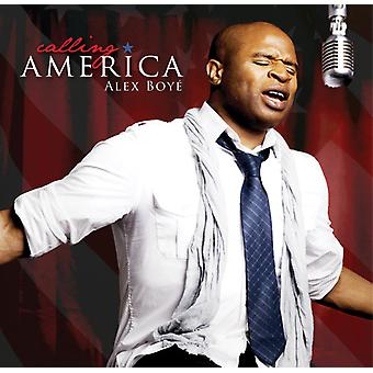 Alex Boye - kalder Amerika [CD] USA import