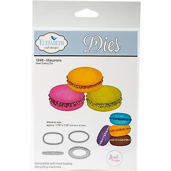 Elizabeth Craft Metal Die-Macarons, 1.75