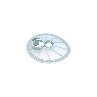 Zanussi Grey Dishwasher Suction Filter