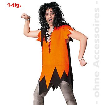 Stone age men's Neanderthal costume Flintstone primitive man Mr costume