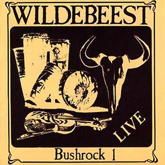 Wildebeest - Bushrock 1 [CD] USA import