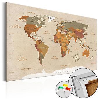 Bild på cork - Beige Chic [Cork karta]