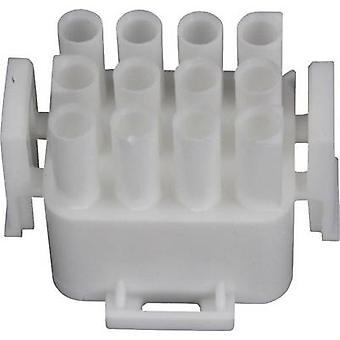 TE tilkobling Pin kabinett - kabel Universal-KOMPIS-N-LOK totalt antall pinner 12 1-480708-0 1 eller flere PCer