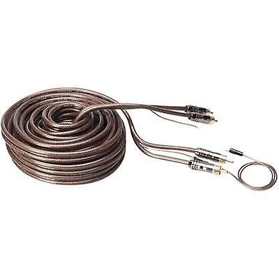 RCA cable 6.50 m Sinuslive CX-65 [2x RCA plug (phono) - 2x RCA plug (phono)]