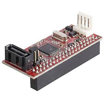 GBIC [1x SATA plug 7-pin - 1x IDE socket 40-pin]