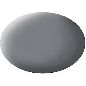 Enamel paint Revell Mouse grey (matt) 47 Can 14 ml