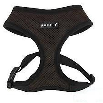 Puppia Soft Harness Brown (Dogs , Collars, Leads and Harnesses , Harnesses)