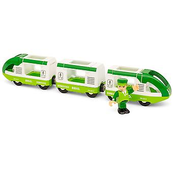 Brio Green Travel Train