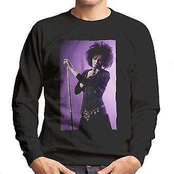 Souxsie Sioux Live Colour Men's Sweatshirt
