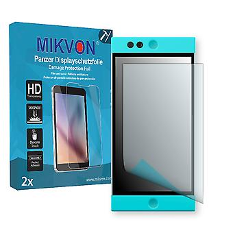Nextbit Robin Screen Protector - Mikvon Armor Screen Protector (Retail Package with accessories)