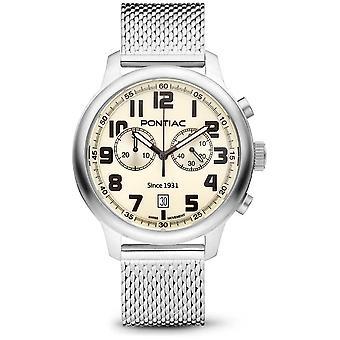 Pontiac Herrenuhr Liverpool chronograph P40012M